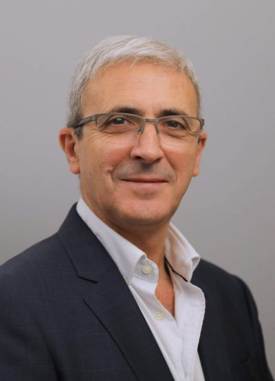 Getting to know Dr. Ignazio di Giovanna, New ARG Vice-President of European Operations