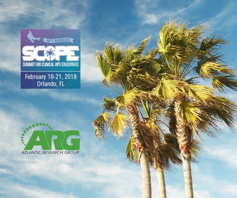 ARG Conference News: SCOPE