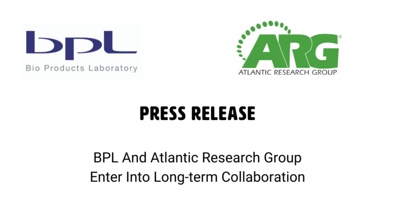BPL And Atlantic Research Group Enter Into Long-term Collaboration